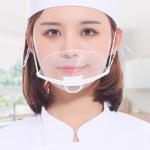 Chin Up Transparent Mask-1